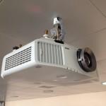 Sala riunioni - Installazione videoproiettore