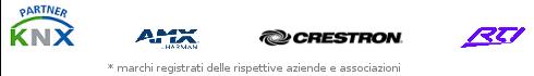 KNXpartner AMX Crestron RTI