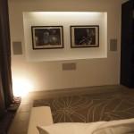 Showroom Mediaintegra - Sistema Home Cinema