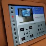Controllo integrato con iPad